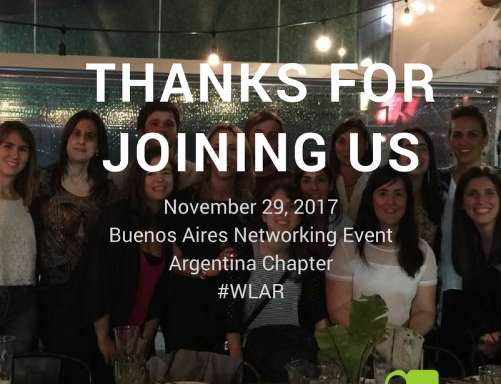 Women in Localization – First Networking Event in Buenos Aires hosted by Win & Winnow