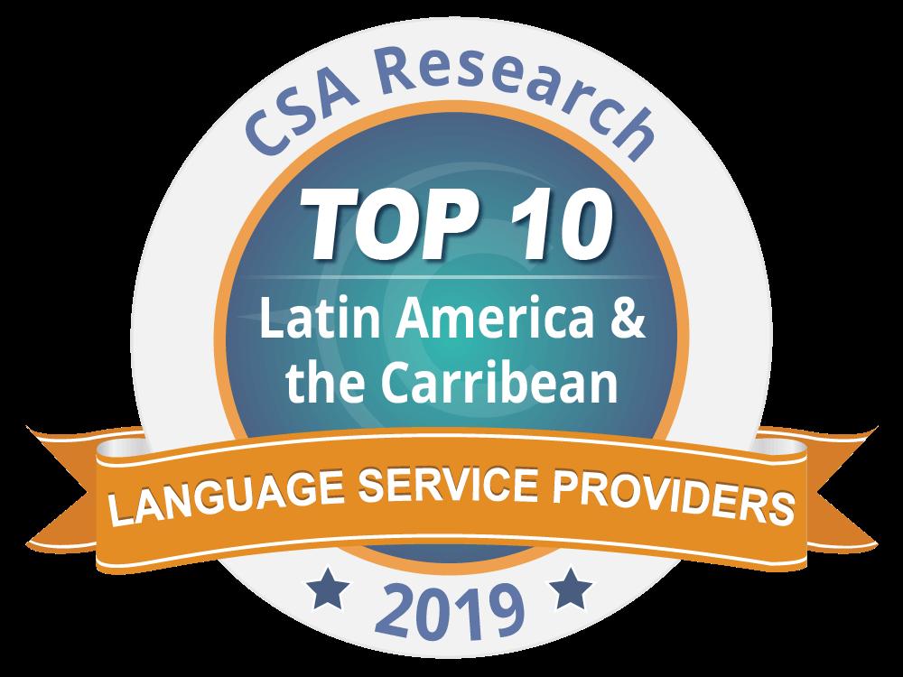 Top10 High Latin America 2019