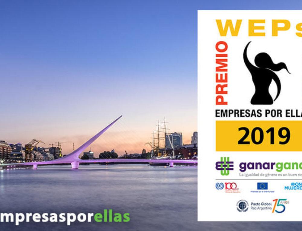 Premio WEPs Argentina: Win & Winnow seleccionado como finalista