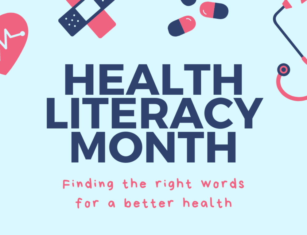 Health Literacy Month: what is it and why does it matter?