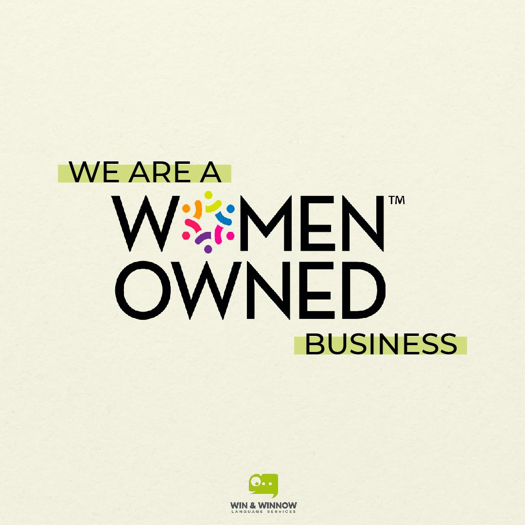 Empresa de mujeres Win & Winnow