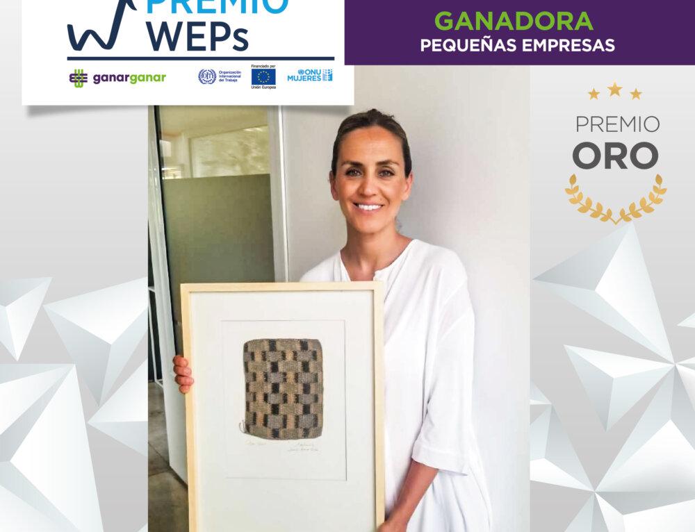 Premio WEPs 2019: Win & Winnow recibe el Oro