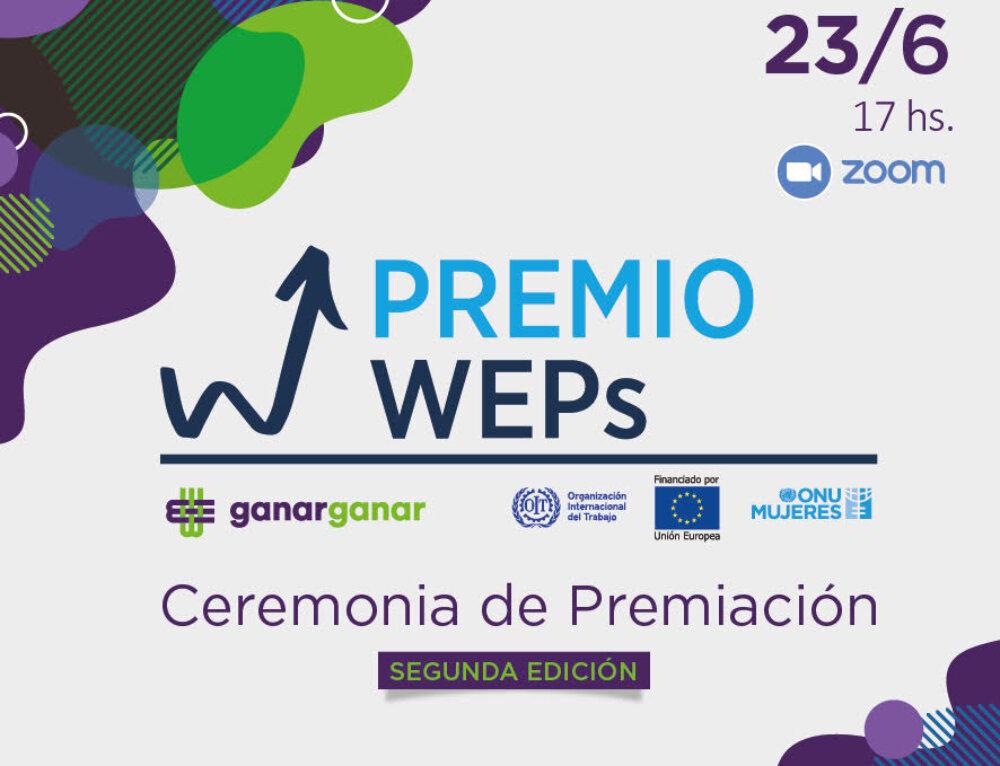 Win & Winnow entre las empresas finalistas del Premio WEPs Argentina 2ª edición