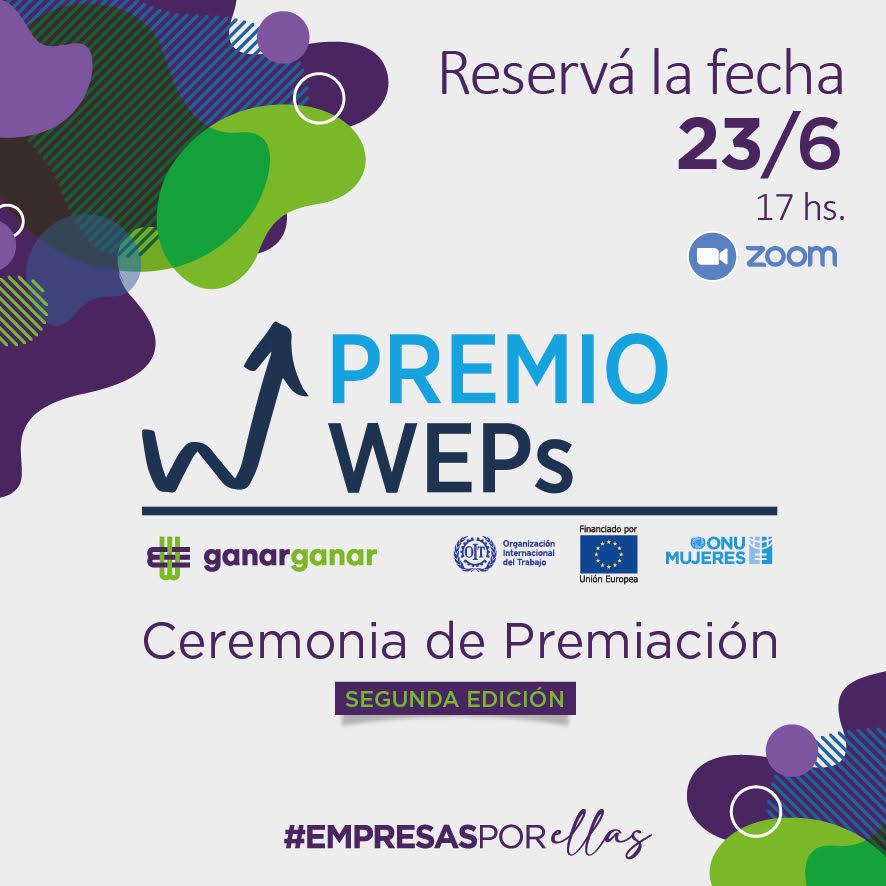 win & winnow finalistas Premio WEPs