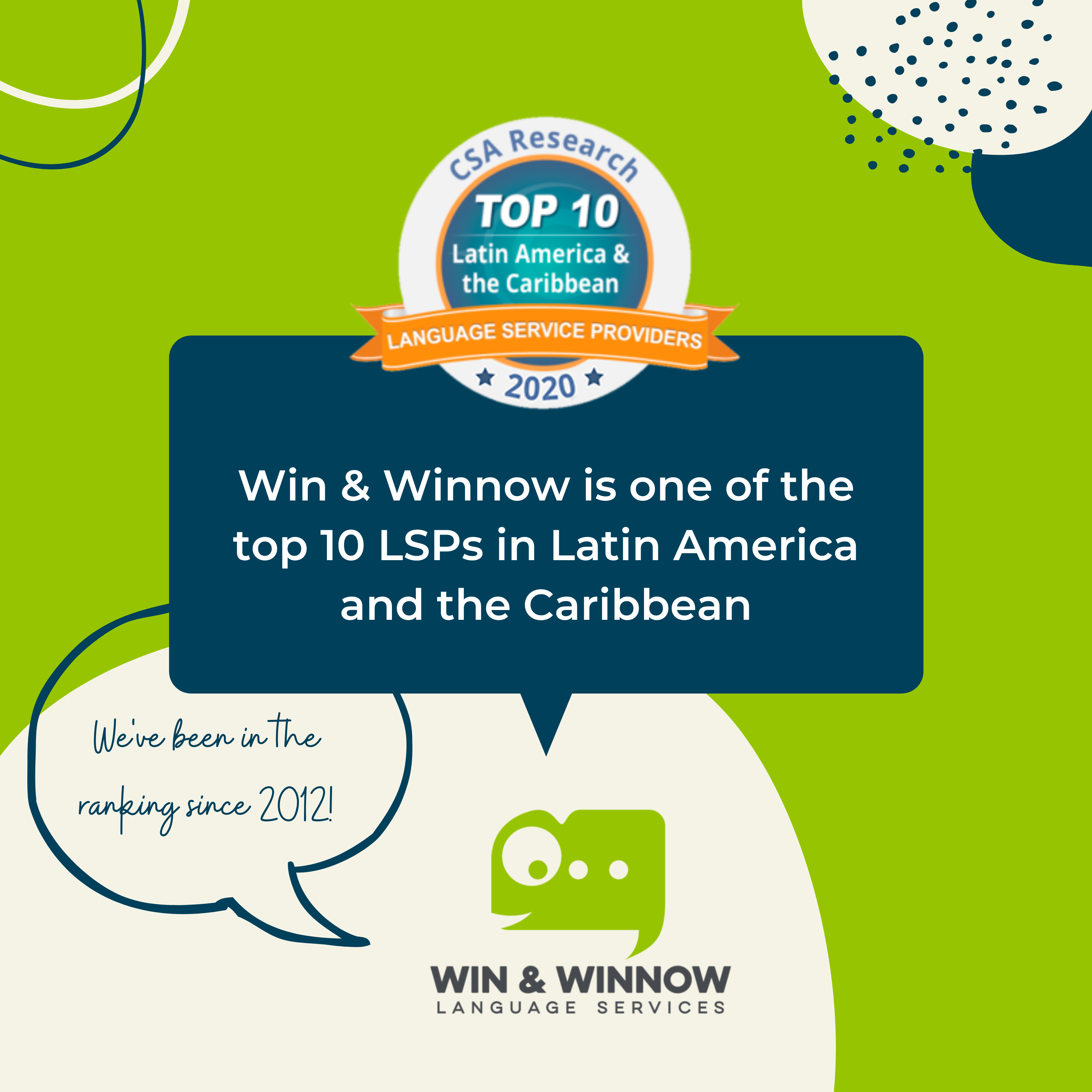 10 mejores empresas de traducción de América Latina